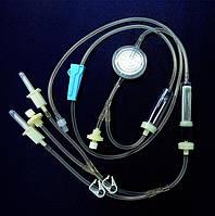 Устройство для удаления лейкоцитов из компонентов крови человека одноразового использования стерильное прикроватное - FSPL01K-HE01
