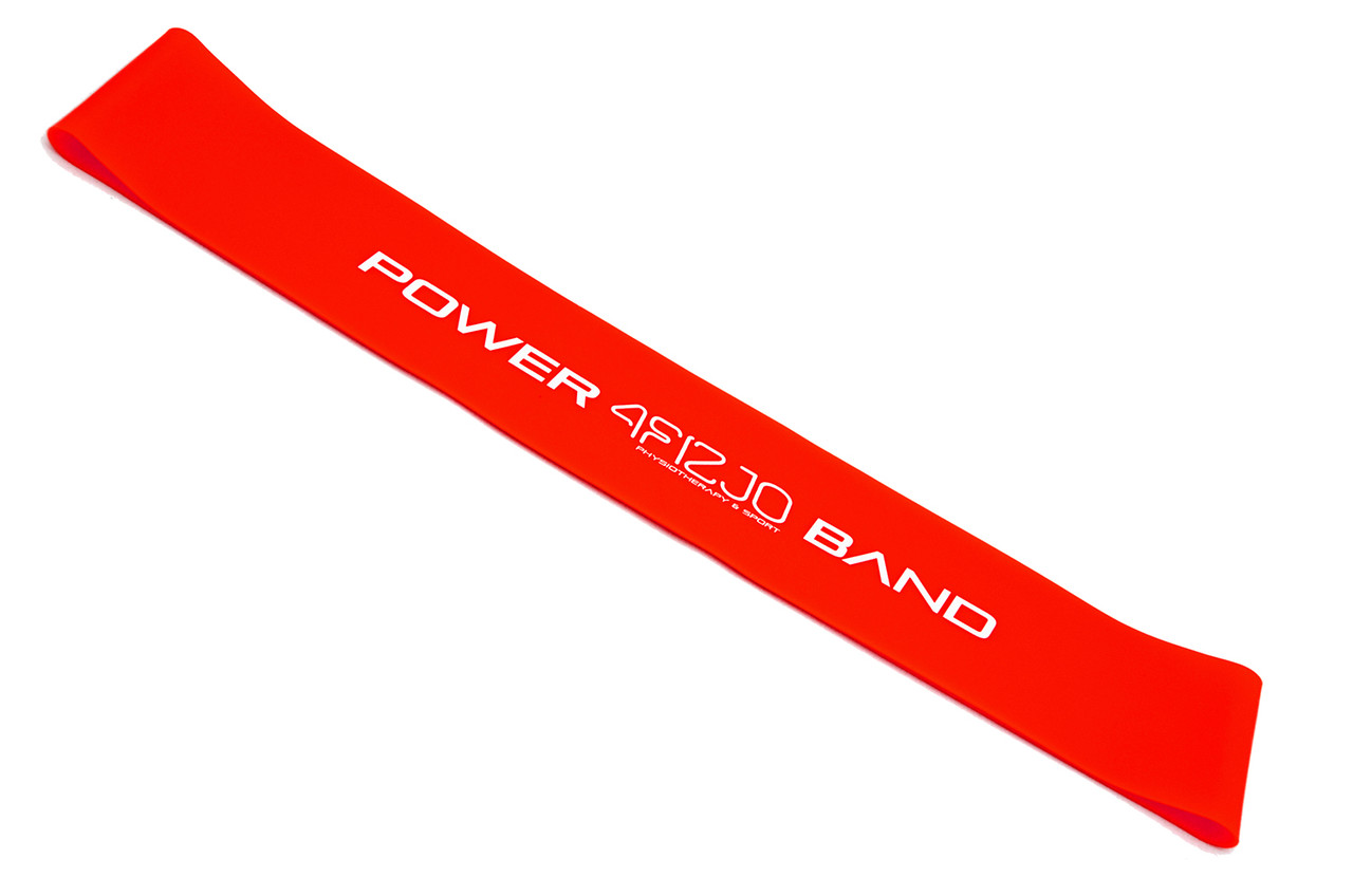 Резинка для фитнеса и спорта, лента-эспандер эластичная 4FIZJO Mini Power Band 1-3 кг 4FJ0009 SKL41-227514