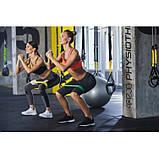 Резинка для фитнеса и спорта, лента-эспандер эластичная 4FIZJO Mini Power Band 10-15 кг 4FJ0012 SKL41-227517, фото 3