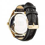 Часы Ziz Зож кофейно-шоколадный, серебро SKL22-228870, фото 2