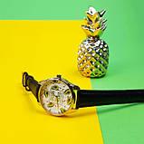 Часы Ziz Зож кофейно-шоколадный, серебро SKL22-228870, фото 5