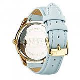 Часы Ziz Минимализм, ремешок нежно-голубой, золото и дополнительный ремешок SKL22-142876, фото 3