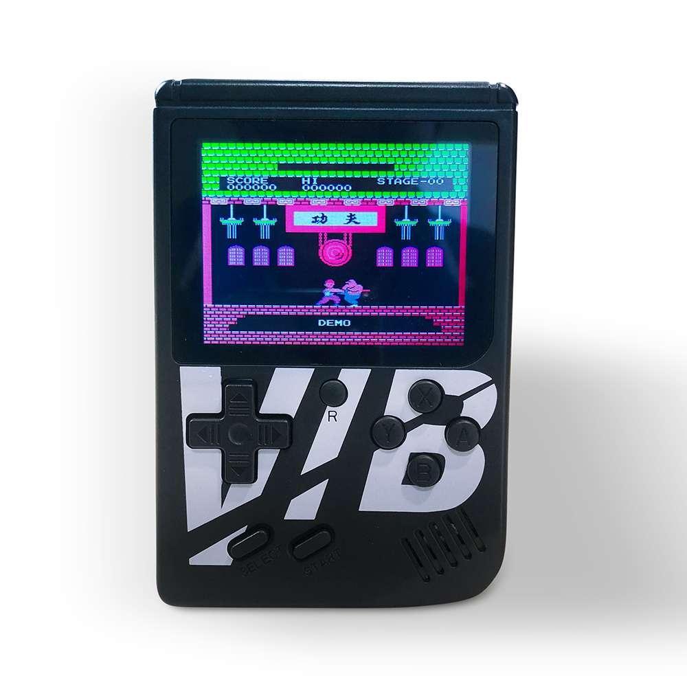 Ретро консоль игровая вибрацинная VIBRO-JET портативная SKL48-238159