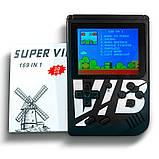Ретро консоль игровая вибрацинная VIBRO-JET портативная SKL48-238159, фото 9