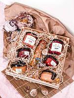 Подарочный набор для мамы подарок на День Матери вкусный бокс крем мед с днем рождения подарки