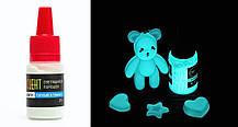 Светящийся порошок люминесцент голубой базовый Люминофор Просто и Легко 10г SKL12-241285