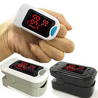 Пульсоксиметр на палец с LCD дисплеем