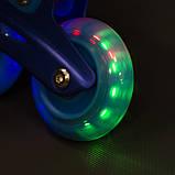 Роликовые коньки Nils Extreme синие Size 30-33 NJ4613A SKL41-227308, фото 8