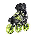 Роликовые коньки Nils Extreme черно-зеленые Size 40 NA1206 SKL41-227576, фото 4