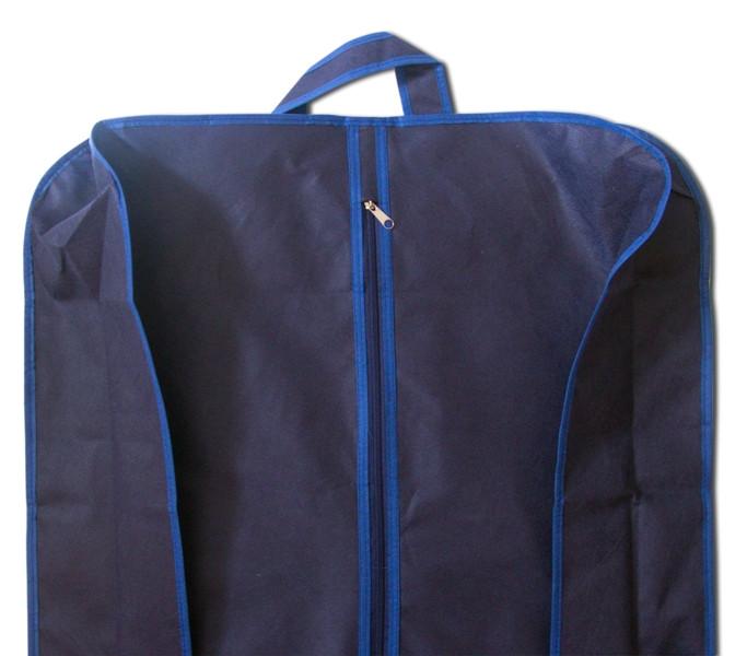 Чехол для объемной, верхней одежды с ручками 60х150х15 см Organize синий HCh-150-15 SKL34-176334