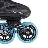 Роликовые коньки Nils Extreme черно-синие Size 37 NA5003S SKL41-227344, фото 10
