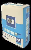 Цемент CRH М500 Суперцем Плюс (Д-20)  25 кг./ОПТ