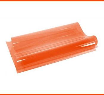 Пленочный цветной светофильтр гелевый 019 - FIRE эффект 0,6*0,6м ОГОНЬ