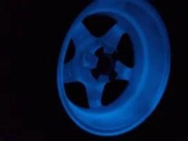Светящийся порошок люминесцент темно синий в темноте и на свету Просто и Легко 50г SKL12-241367