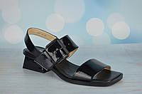 Босоножки женские на маленьком каблуке Brocoli