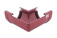 Угол желоба внутренний красный 90° 90/75 Profil, фото 1