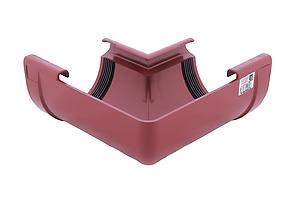 Кут жолоба внутрішній червоний 90° Profil 90/75