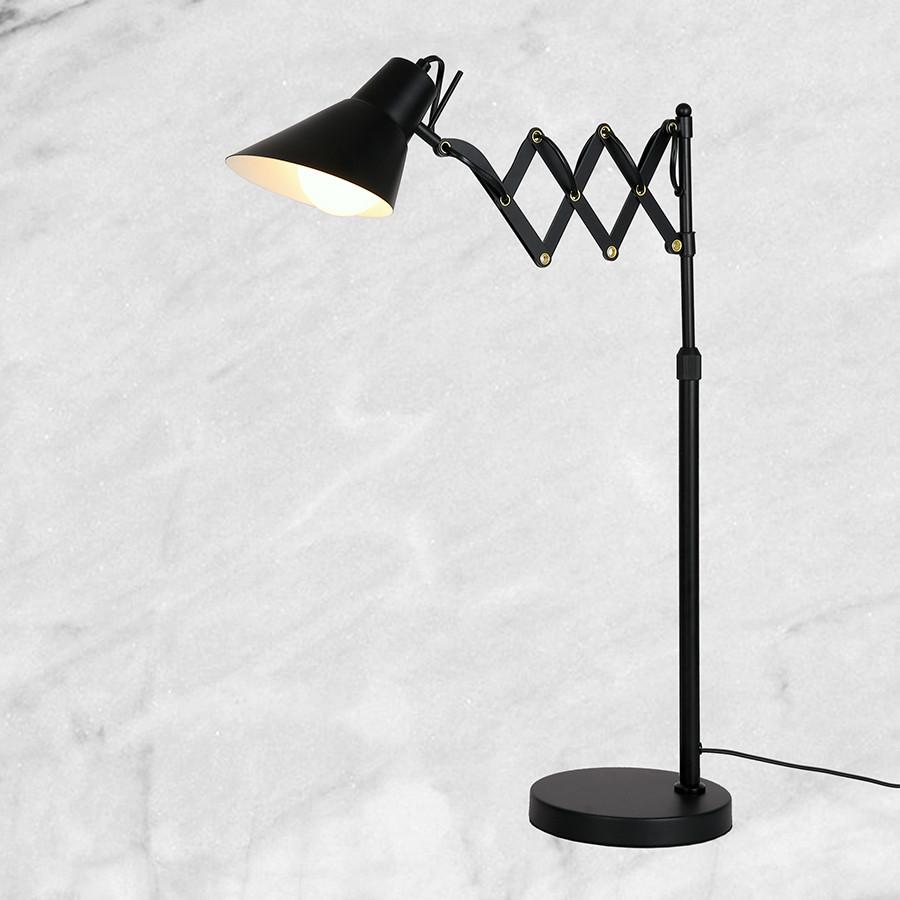 Дизайнерская настольная лампа