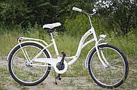 Велосипед VANESSA 24 white Польша