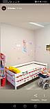 Наклейки на стену в детскую Русалочка, фото 6