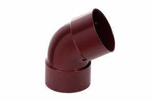 Коліно двухраструбное діаметр 75 мм 60 градусів Profil Польща