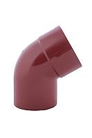 Коліно червоне 60° Profil 90/75