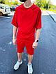 Мужской летний оверсайз комплект футболка+шорты ABC Oversize 9 цветов в наличии, фото 3