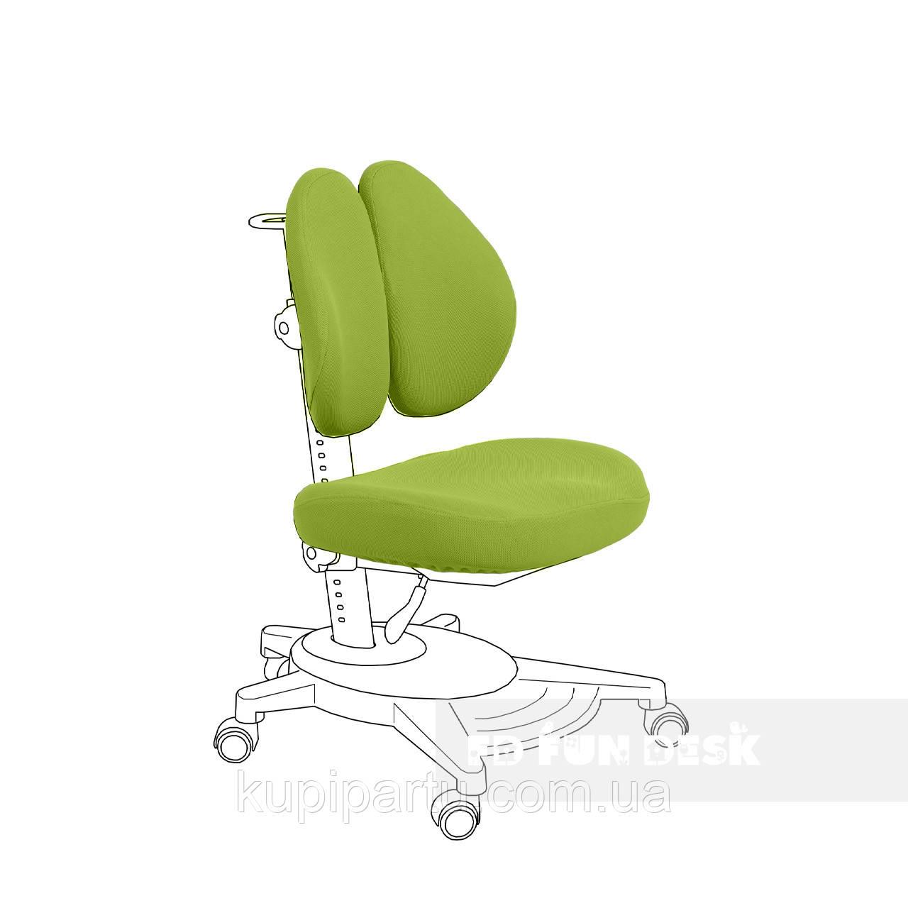 Чохол для крісла Pittore Green FunDesk