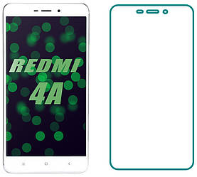 Защитное стекло Xiaomi Redmi 4A / 3S / 3 (Прозрачное 2.5 D 9H) (Сяоми Ксиаоми Редми 4А)