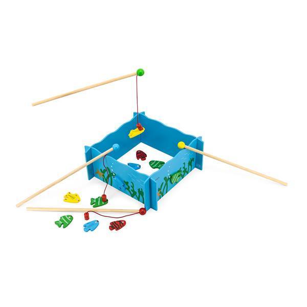 """Ігровий набір Viga Toys """"Рибалка"""" (56305)"""