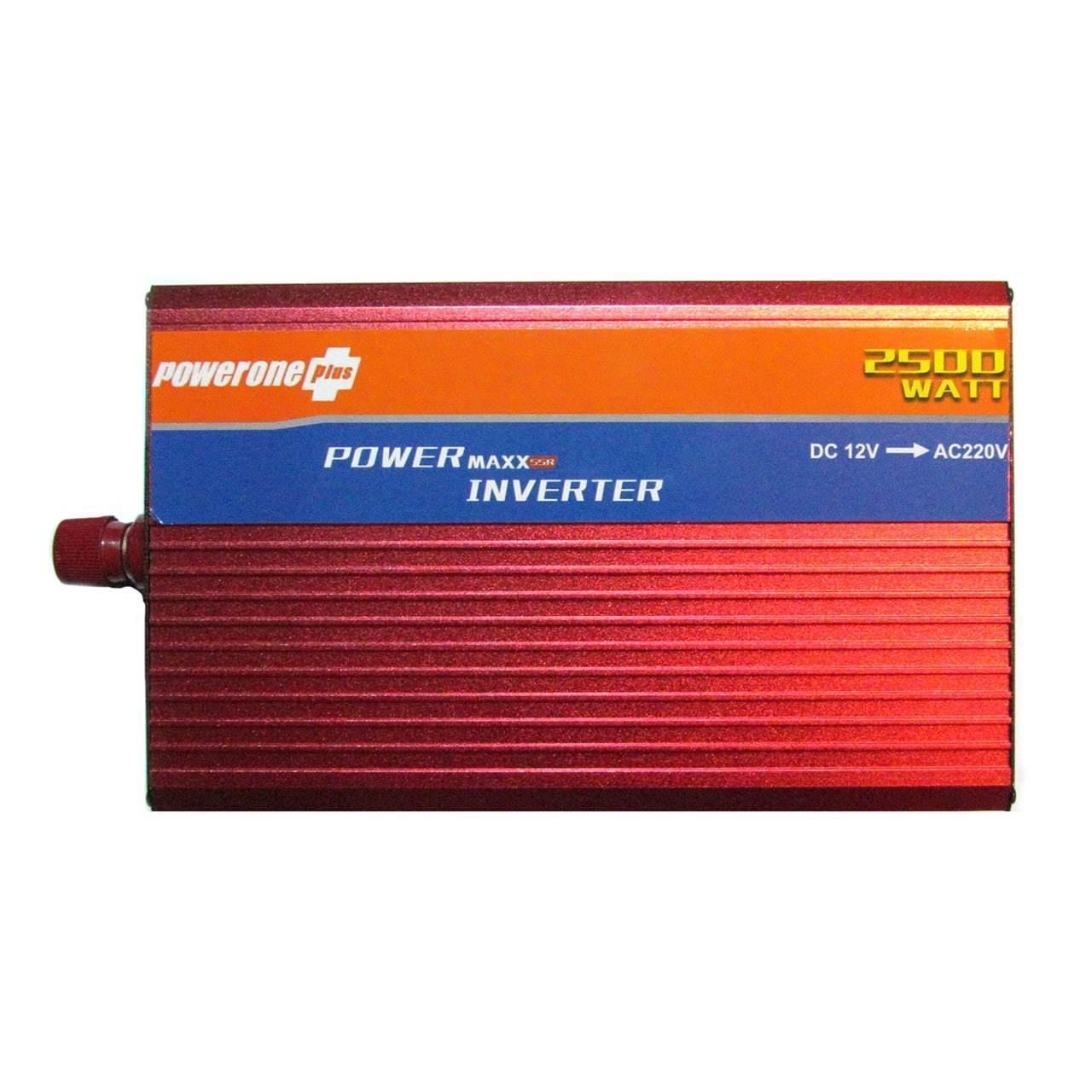 Инвертор PowerOne 12V-220V c LED 3000w