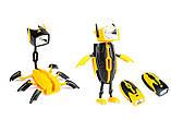 Ліхтар трансформер - Робот Скорпіон (ліхтарик павук), фото 2
