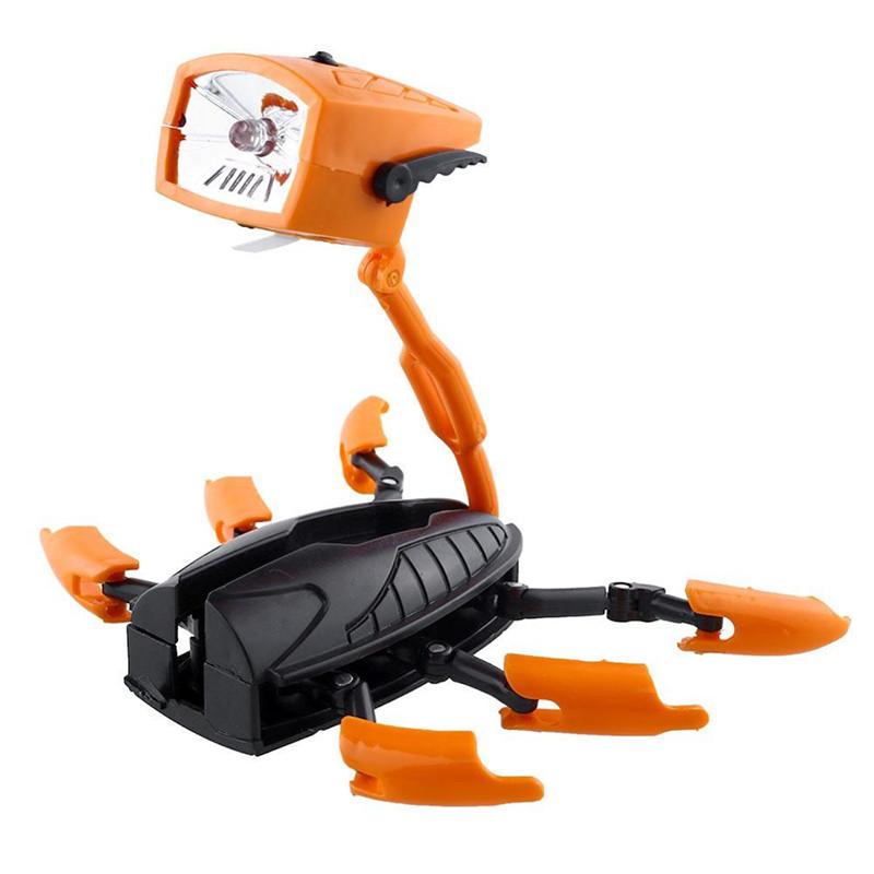 Ліхтар трансформер - Робот Скорпіон (ліхтарик павук)