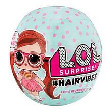 Лялька LOL Surprise S6 Hairvibes Модні зачіски MGA Оригінал