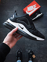 Кроссовки мужские Nike Air 720 Черно-белые