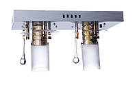 Люстра потолочная на 2 плафона Sunlight ST345 1073 2 S, КОД: 1371065