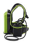 Аккумуляторная батарея  Greenworks Pro 80 V G80B10BP ( 2905607)  12.5 Ah (c энергией 900 Вт ч ) (ранцевая АКБ), фото 2