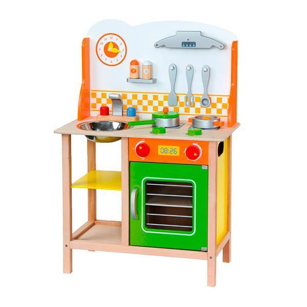 Набір кулінара Viga Toys Фантастична кухня (50957)