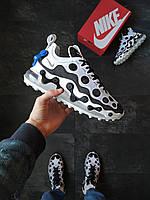 Кроссовки мужские Nike  Air Max 720 ISPA Черно-белые