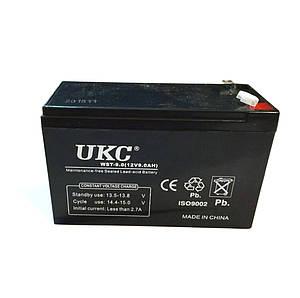 Аккумулятор Battery 12V 9A Ukc 180287