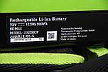Аккумуляторная батарея  Greenworks Pro 80 V G80B10BP ( 2905607)  12.5 Ah (c энергией 900 Вт ч ) (ранцевая АКБ), фото 7