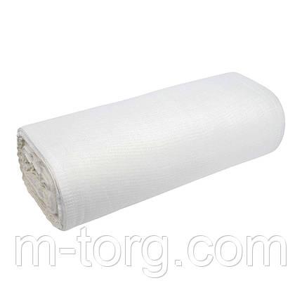 Полотенечная ткань белая вафельная однотонная, фото 2