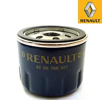 Фильтр масляный на Renault Trafic / Opel Vivaro 1.9dCi (2001-2006) Renault (оригинал) 8200768927, фото 1