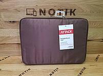Сумка для ноутбука 15'' - 15.6'' ATTACK Supreme Brown, фото 2
