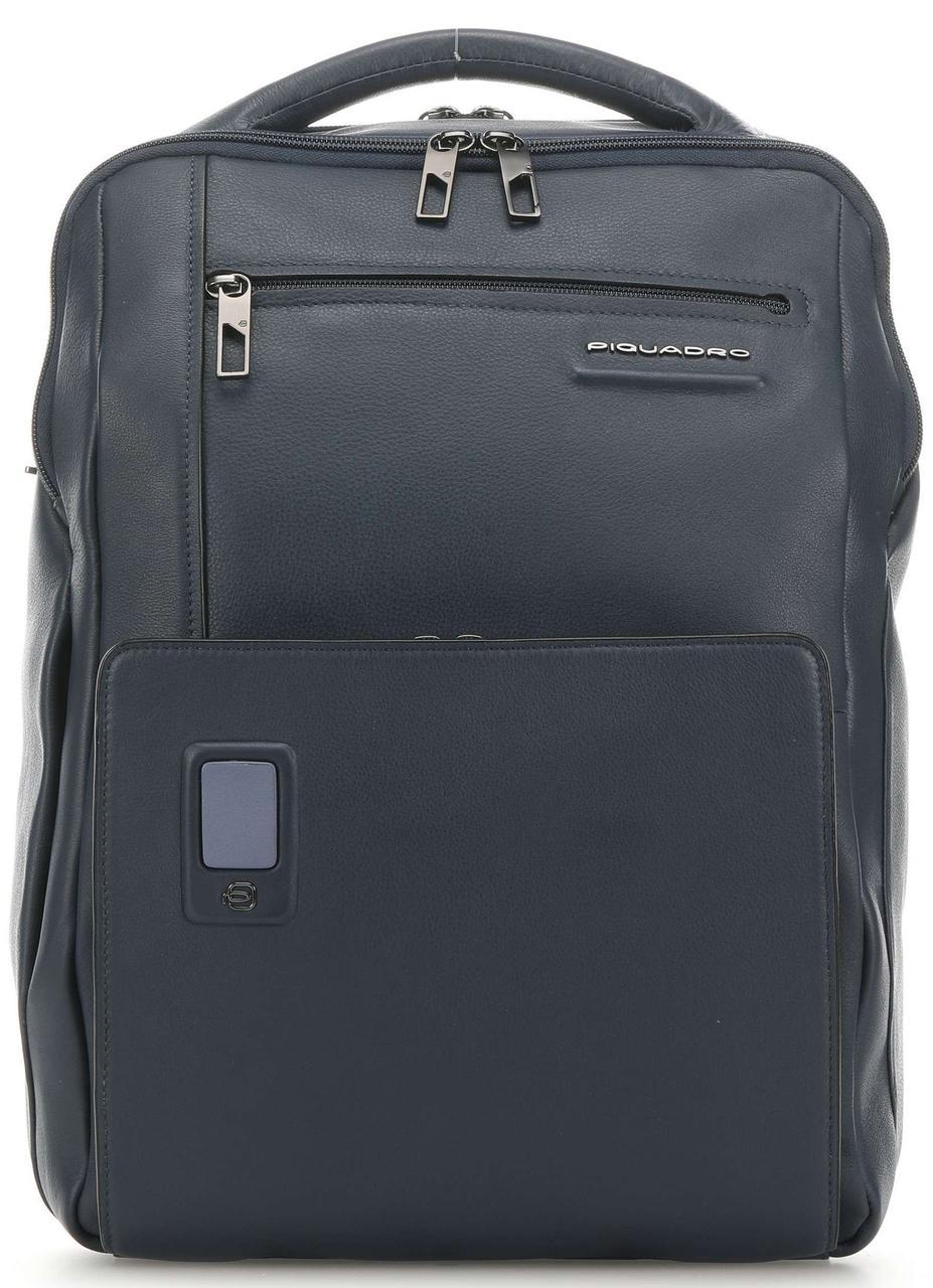 Рюкзак городской Piquadro 16л синий