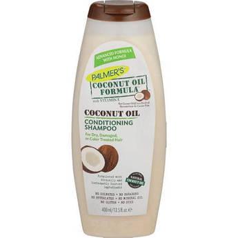 Шампунь-кондиционер с кокосовым маслом Palmer's Coconut Oil Formula Conditioning Shampoo 400 мл