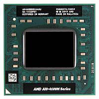 Процессор для ноутбука FS1r2 AMD A10-4600M 4x2,3Ghz 4Mb Cache 1600Mhz Bus (AM4600DEC44HJ) бу