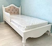 Деревянная кровать Скарлет лайт в детскую или подростковую комнату.