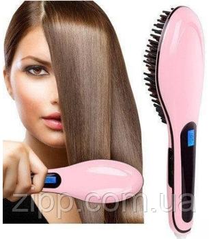 Гребінець для випрямлення волосся Fast Hair HQT-906
