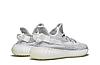 Adidas Yeezy Boost 350 V2 Static Gray Серые мужские (Reflective), фото 4
